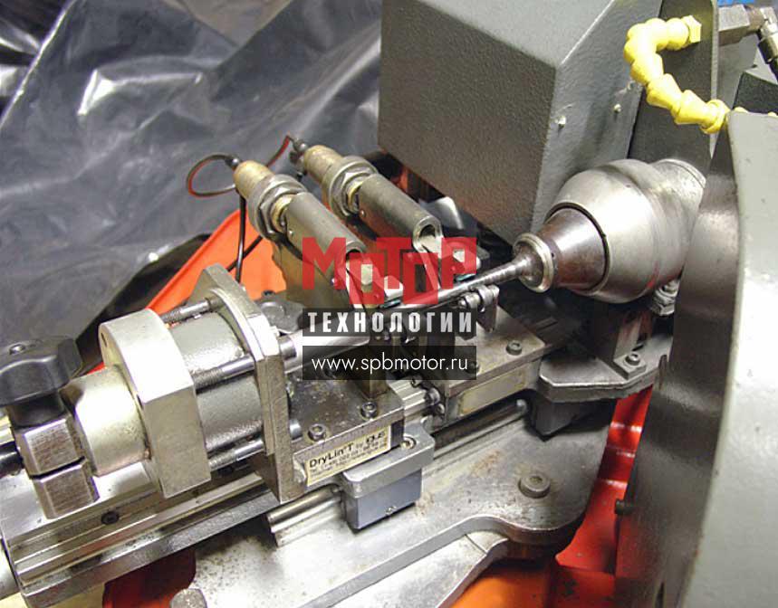 Станки для ремонта деталей двигателя