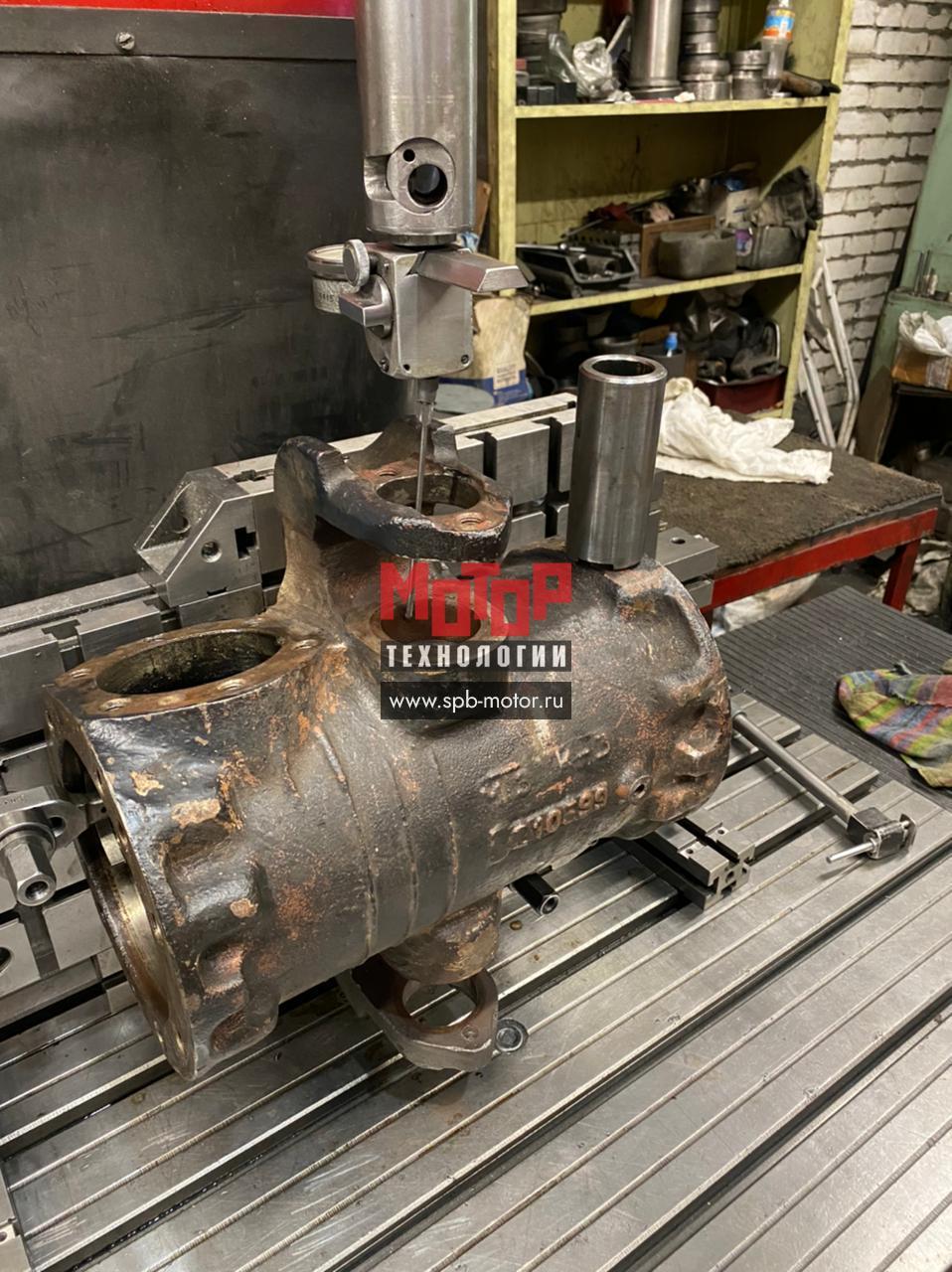 Работы по ремонту двигателей